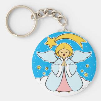 Singing Angel Key Chain