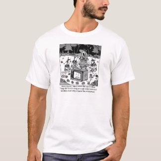 Singing Around the Microwave T-Shirt