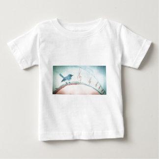 Singing Bird Baby T-Shirt