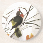 Singing Bird Coaster