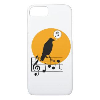 Singing bird Iphone case. iPhone 7 Case