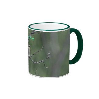 Singing Bird Ringer Coffee Mug