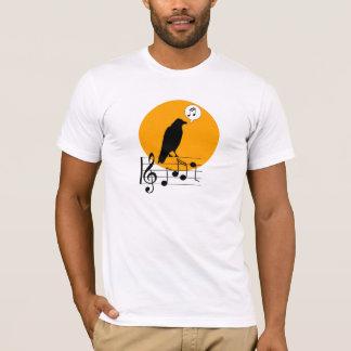 Singing bird t-shirt. T-Shirt