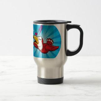 Singing Bird Travel Mug