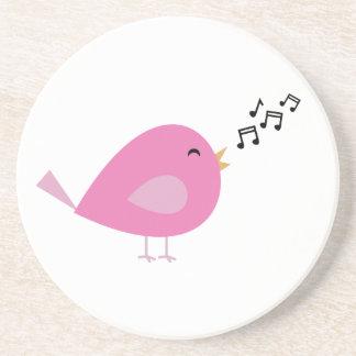 Singing Birdie Drink Coaster