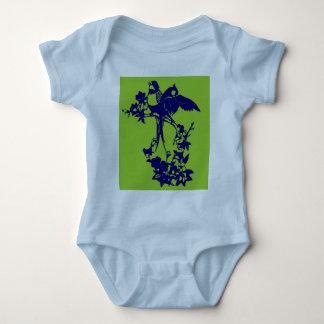 Singing Birds Baby Bodysuit