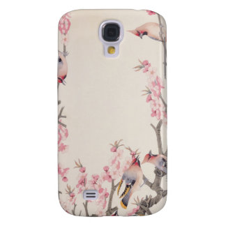 Singing Birds in Spring Galaxy S4 Covers