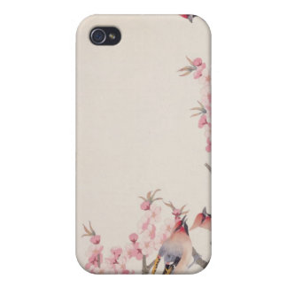 Singing Birds in Spring Cover For iPhone 4