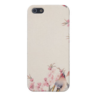 Singing Birds in Spring iPhone SE/5/5s Cover
