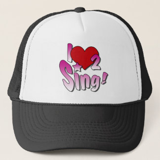 Singing cap