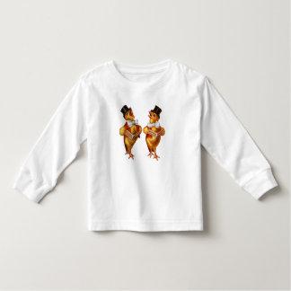 Singing Chicks Tee Shirt
