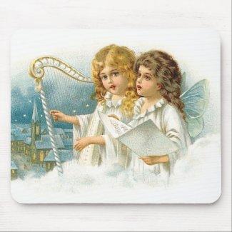 Singing Christmas Angels