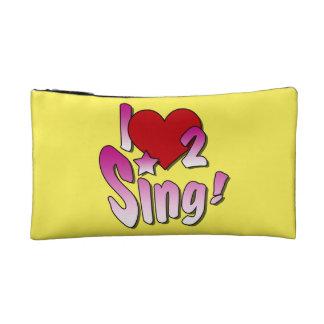 Singing Cosmetic Bag
