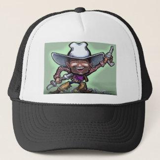 Singing Cowboy Trucker Hat