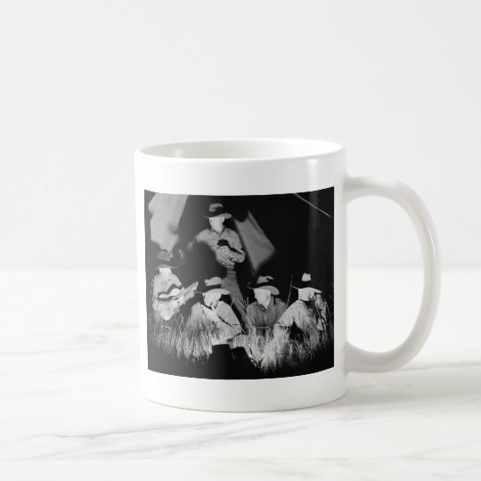 Singing Cowboys, 1939 Coffee Mug