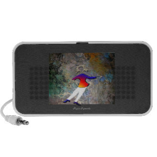 Singing Damsel Portable Speaker