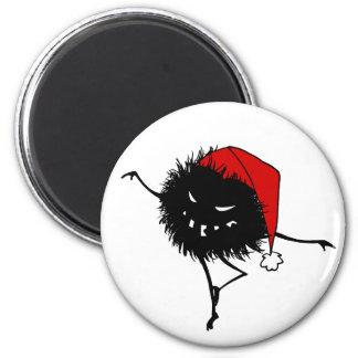 Singing Dancing Evil Christmas Bug Magnet