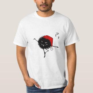 Singing Dancing Evil Christmas Bug T-Shirt