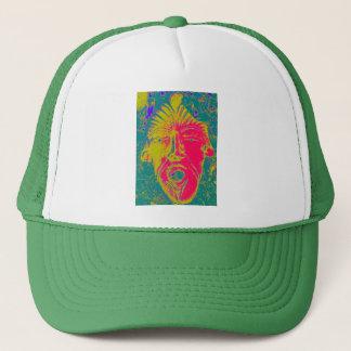 singing face hat