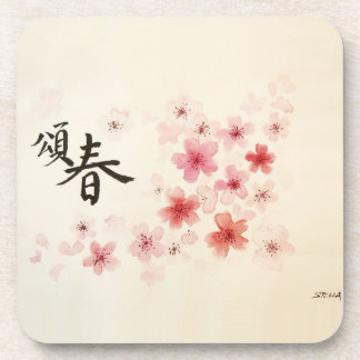 Singing for the Spring! Drink Coaster