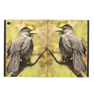 Singing Gray Catbirds Powis iPad Air 2 Case
