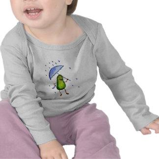 Singing in the Rain Avocado Item Tee Shirt