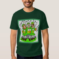 Singing Irish T-Shirt