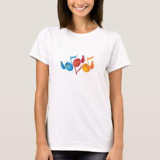 Singing Musical Note Birds T-Shirt