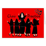 """Singing Nuns """"Choir Practice"""" Note Cards-Adorable"""