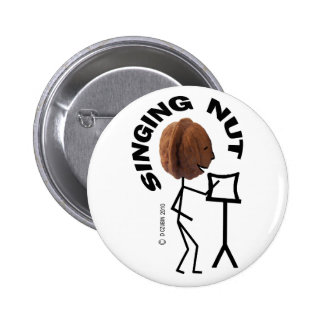 Singing Nut Button