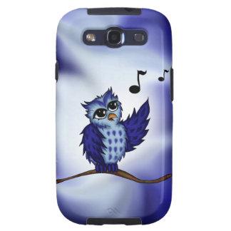 singing Owl Samsung Galaxy SIII Cover