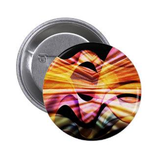 Singing Problem Pinback Button