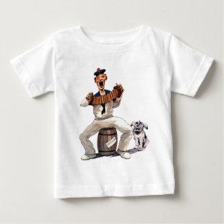 singing sailor baby T-Shirt