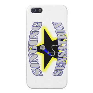 Singing Sensation Cover For iPhone SE/5/5s