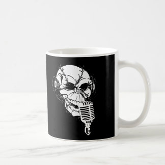 Singing Skull, Singing Skull Coffee Mug