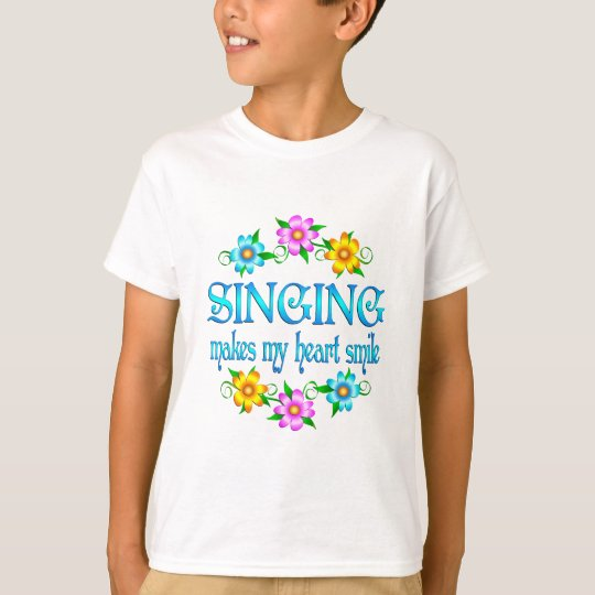 Singing Smiles T-Shirt