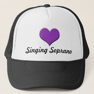 Singing Soprano Hat