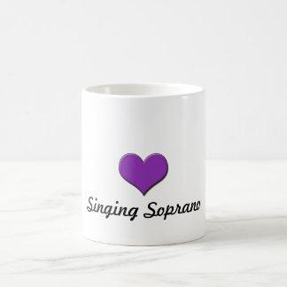 Singing Soprano Mug