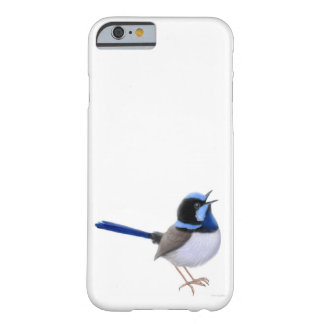 Singing Superb Fairy Wren iPhone 6 Case