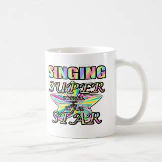 Singing Superstar Coffee Mug