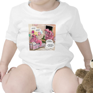 Singing Walrus Worried Parents Funny Baby Creeper