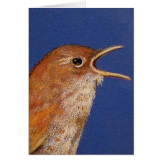 SINGING WREN GREETING CARDS