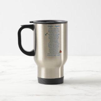 Single Again Travel Mug