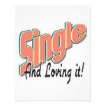 single and loving it invitation