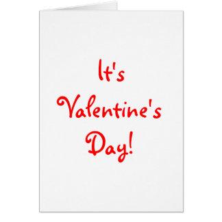 Single Awareness Day Card