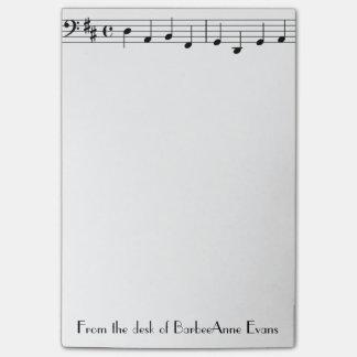 Single Bar Post-it Notes