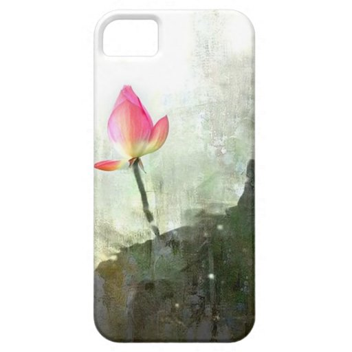 Single Beauty | Pond Lotus iPhone 5 Cover