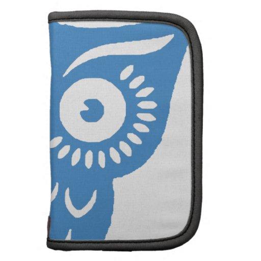 Single Blue Owl Planner