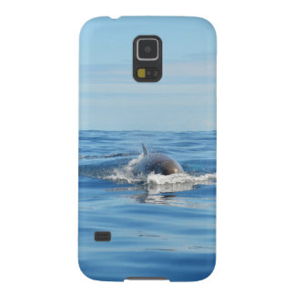 Single Bottlenose Whale Cases For Galaxy S5