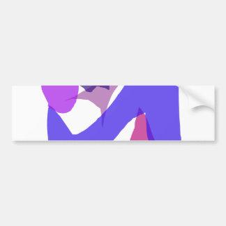 Single Bumper Sticker